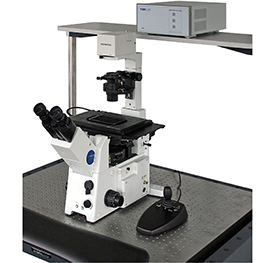 Micro-positioning in microscopy
