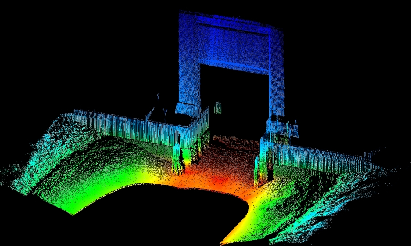 Coastal And Waterway Mapping Using Mobile Lidar Scanning