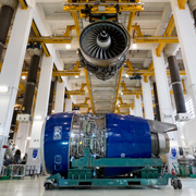 HAESL engine overhaul workshop