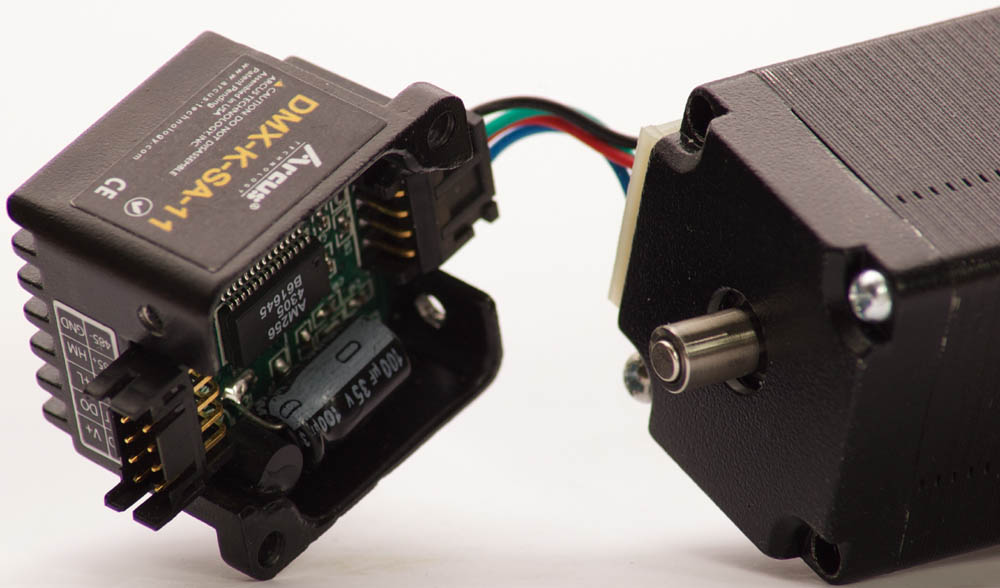 Dynapar - Motor Encoder Speed Position Control Overview