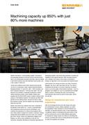 Case study: Sewtec Automation - Machining capacity up 850% with just 80% more machines