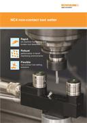 Brochure: NC4 non-contact tool setter