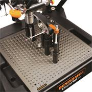 Fixturing example on a Renishaw Equator™