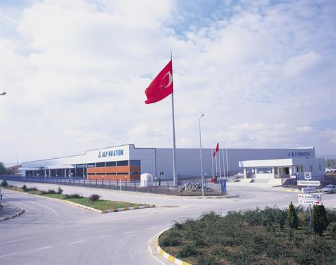 Alp Aviation Factory